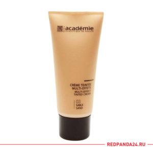 Тональный крем мульти-эффект №3 Песочный Academie