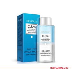 Гидрофильное масло для снятия макияжа и глубокого очищения BioAqua Clean Soft Makeup Remover