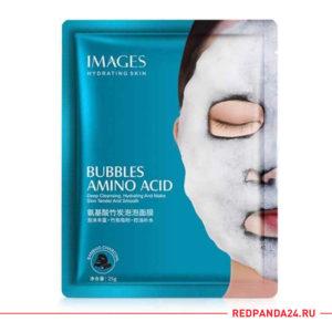 Тканевая маска пузырьковая с глубоким очищением Images