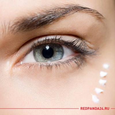 Уход за кожей вокруг глаз для любого возраста