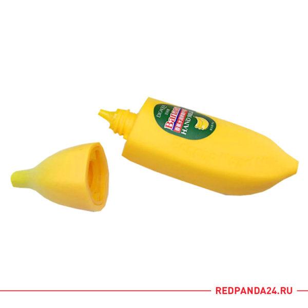 Смягчающий крем для рук с бананом Bioaqua