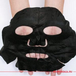 Тканевая маска с бамбуковым углем Images