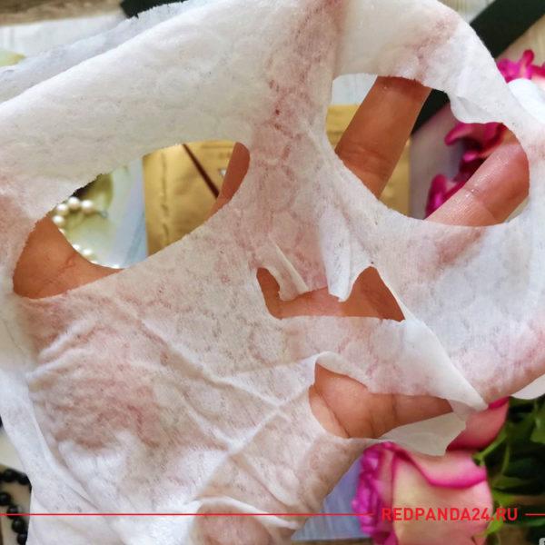 Тканевая маска с лифтинг эффектом Bioaqua