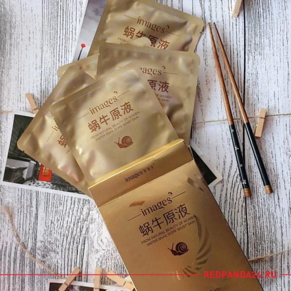 Тканевая маска с муцином улитки Images