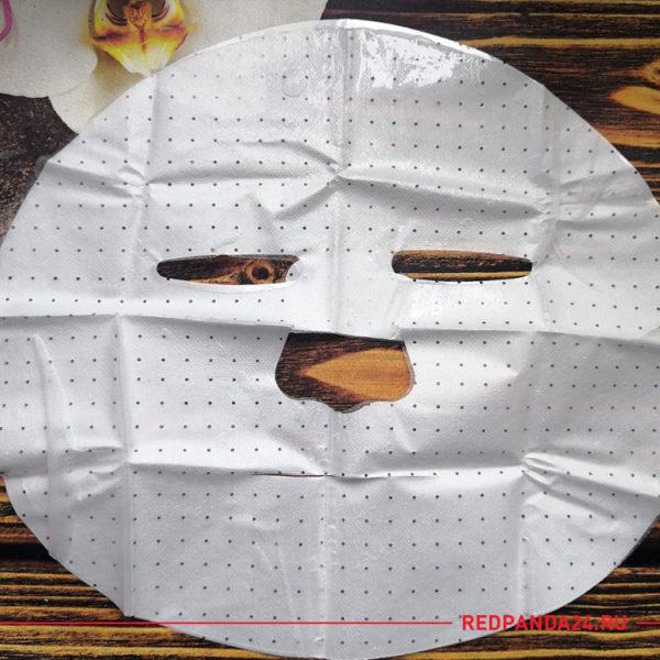 Тканевая маска с яичным желтком Bioaqua
