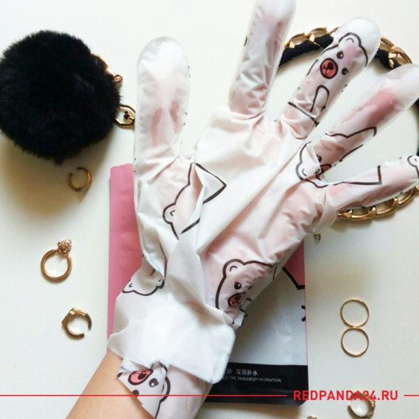 Увлажняющая маска перчатки для рук Jomtam