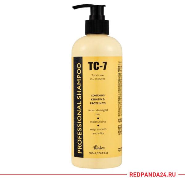 Шампунь восстанавливающий протеиновый TC-7 Thinkco
