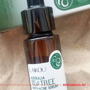 Сыворотка с маслом чайного дерева Laikou