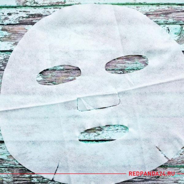 Тканевая маска с аронией Ekel