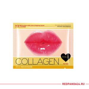 Патчи для губ с коллагеном и медом Images