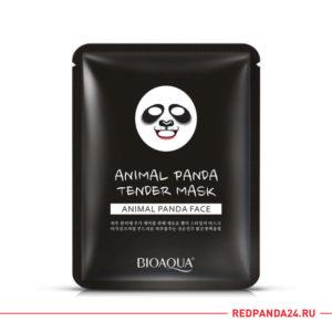 Тканевая маска нежная ANIMAL PANDA Bioaqua