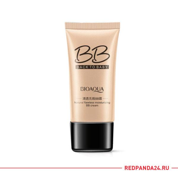 Тональный BB крем Bioaqua (натуральный)
