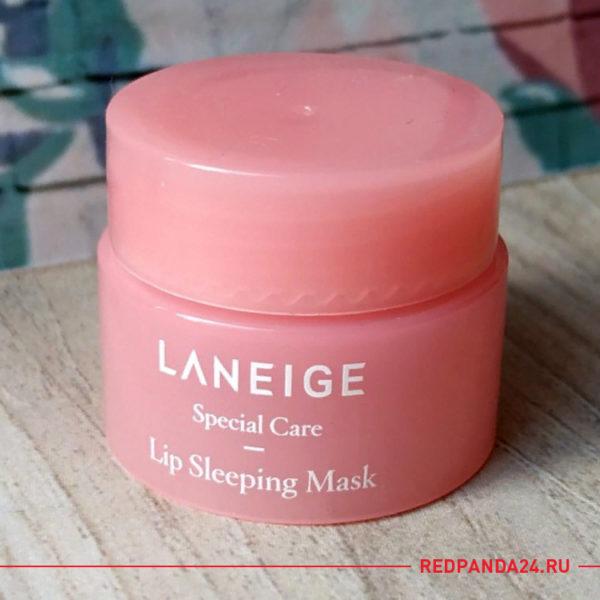 Ночная маска для губ Laneige