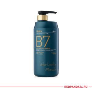 Шампунь против выпадения волос с биотином B7 Forest Story