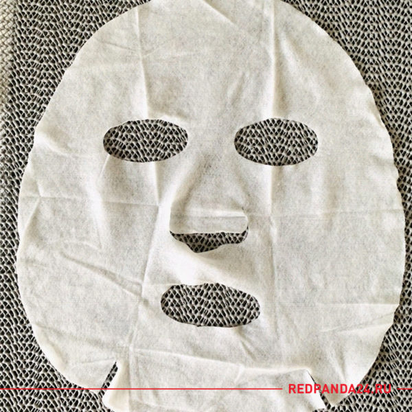 Тканевая маска с алоэ Aspasia