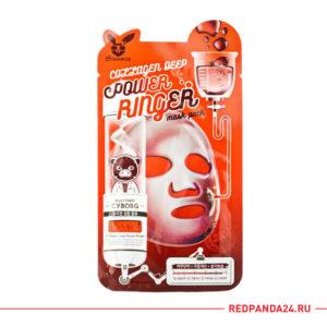 Тканевая маска с коллагеном Elizavecca