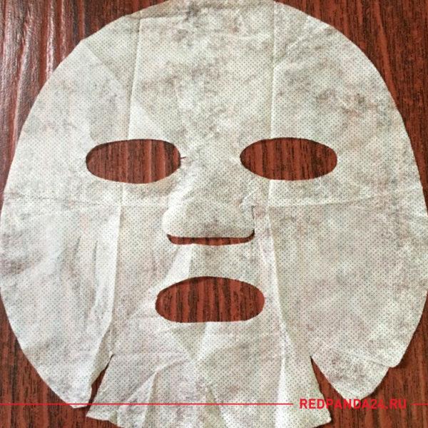 Тканевая маска с лавандой и кактусом Dearboo