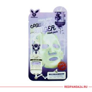 Тканевая маска с молоком Elizavecca