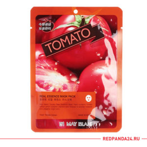 Тканевая маска с томатом May Island