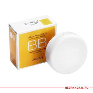 BB-крем кушон Bioaqua (светло-бежевый)