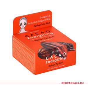 Гидрогелевые патчи для глаз с какао Petitfee