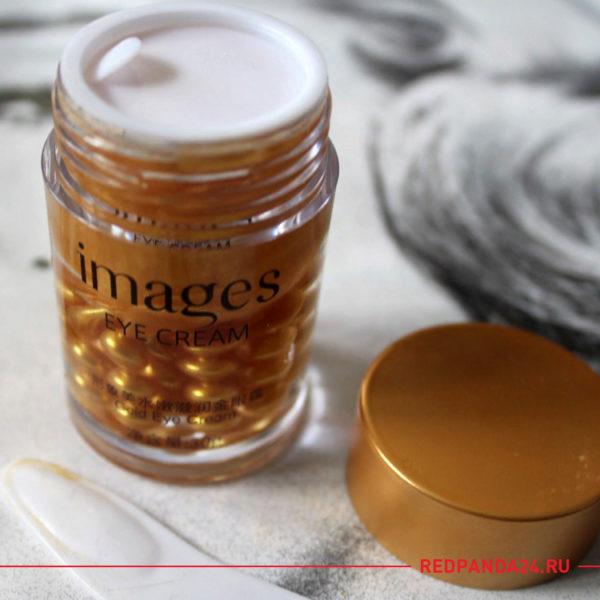 Крем для кожи вокруг глаз с золотом Images