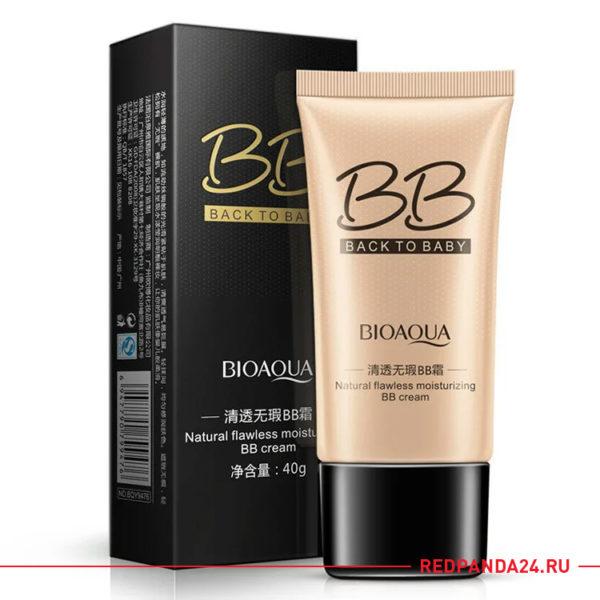 Тональный BB крем Bioaqua (светло-бежевый)