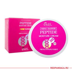 Крем для лица с пептидами Ekel