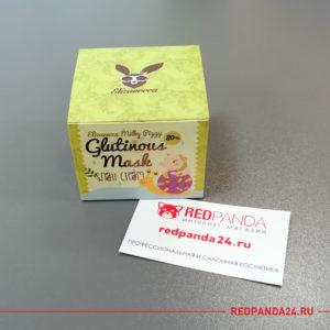 Крем-маска для лица с муцином улитки Elizavecca